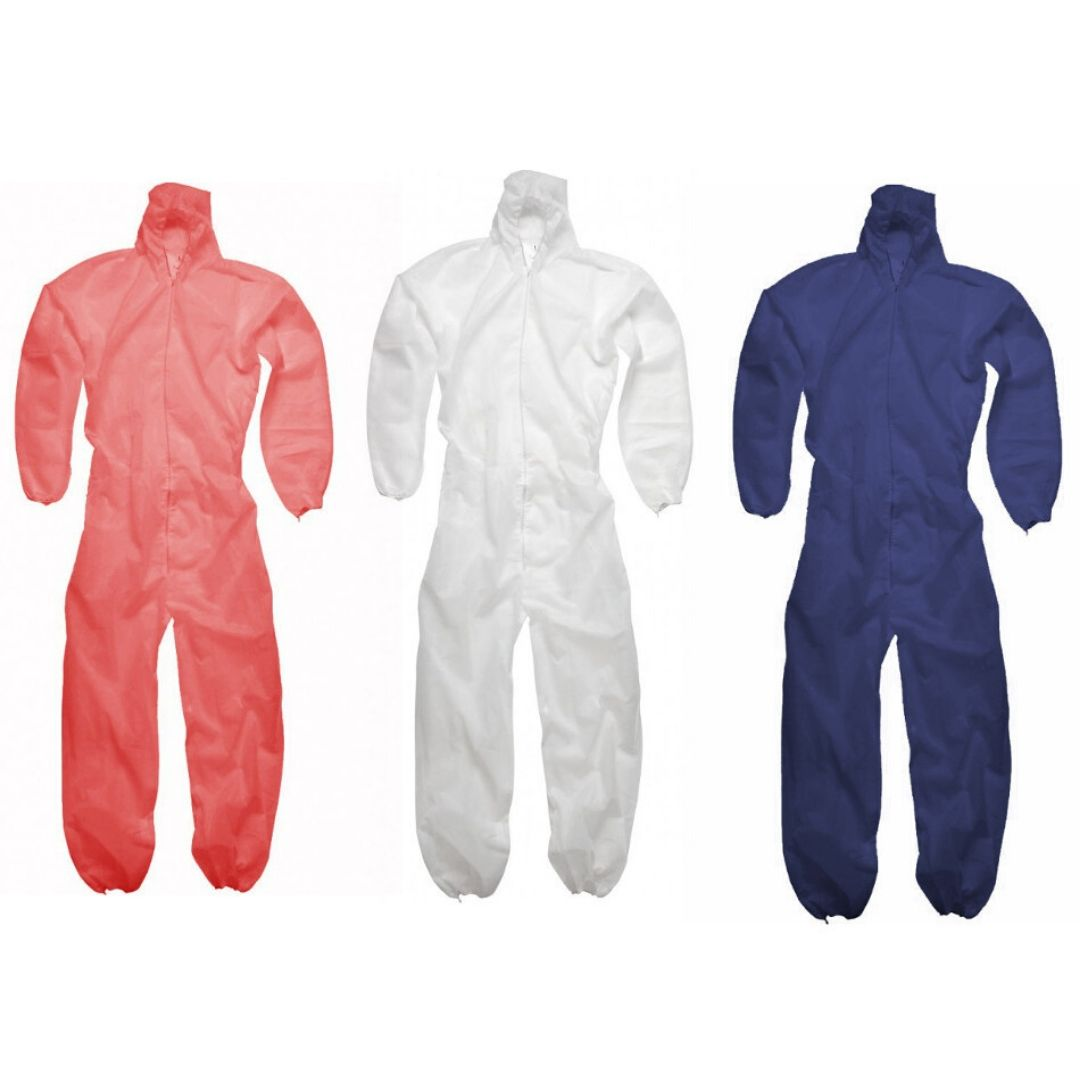 Aprons, Coveralls & Overshoes