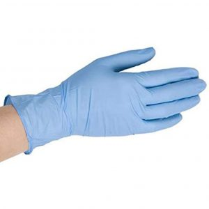 Vinyl PF Gloves (100 Pieces)