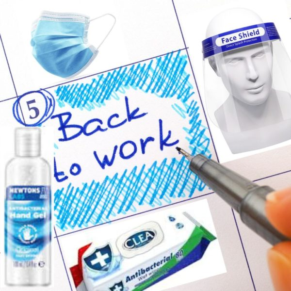 BACK TO WORK PACKS
