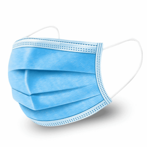 Disposable Civilian Protective Face Masks 3 Ply – 10 Boxs – 500 Masks (£2.95 Per Box 50)