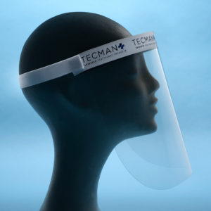 PPE Face Visor 5 Pack (£2.39 Each)