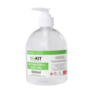 Hand Sanitiser 500ml Pump (with 70% Alcohol)