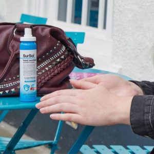SurSol None Alcohol Hand Sanitiser 100ml Pack Of 5