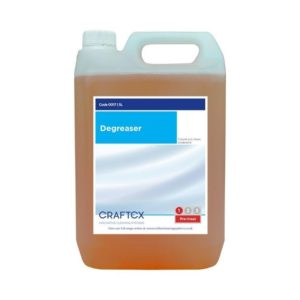 CRAFTEX DEGREASER, 5ltr