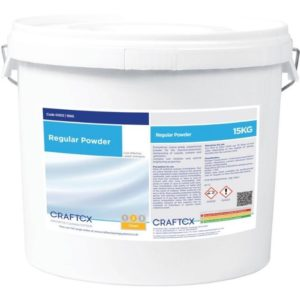CRAFTEX REGULAR POWDER, 15kg