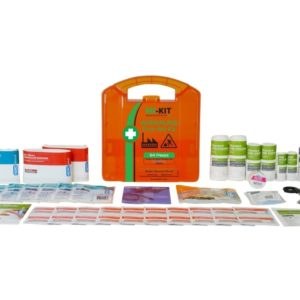 COVID FIRST AID KIT SMALL WEATHERPROOF CASE