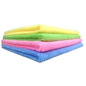 Micro-Fibre Cloths 10 Pack
