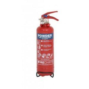 1 KG POWDER FIRE EXTINGUISHER
